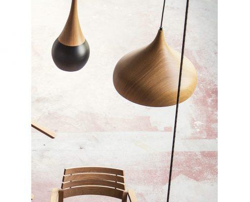 Lampy drewniane Hedemann Denmark