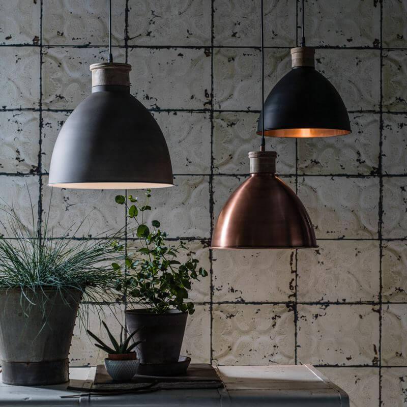 Industrialne lampy wisząceRoseville PR Home