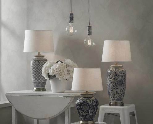 Ceramiczne lampy PR Home
