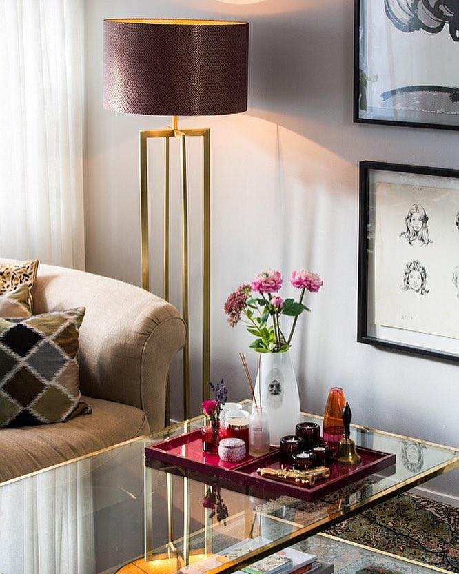 lampy stołowe art deco