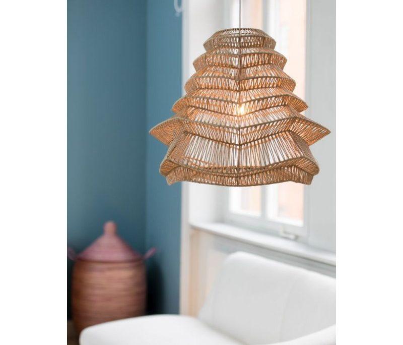 Designerska lampa wiklinowa Vilda Watt&Veke