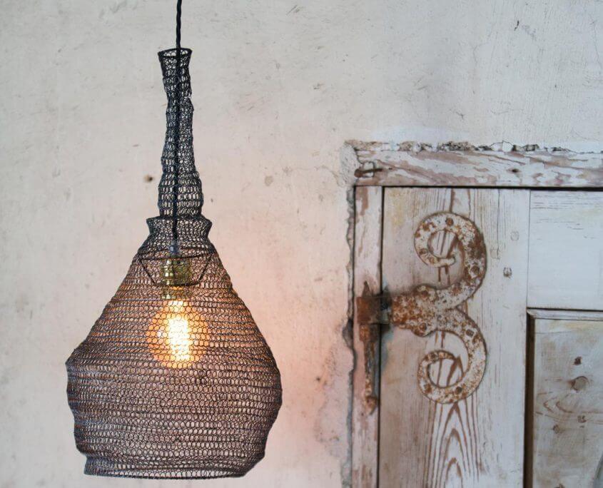 Druciana lampa wiszaca Alex WattVeke