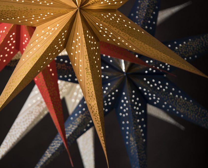 Gwiazdy papierowe skandynawskie WattVeke'