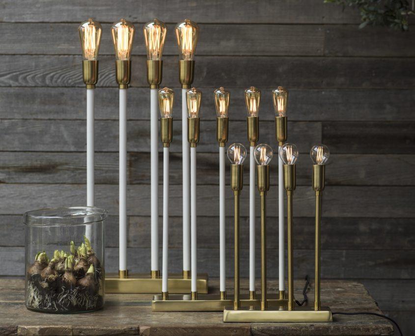 Lampa swiecznik PR Home