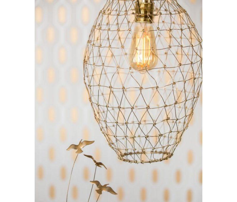 Lampa z drutu Pixie WattVeke