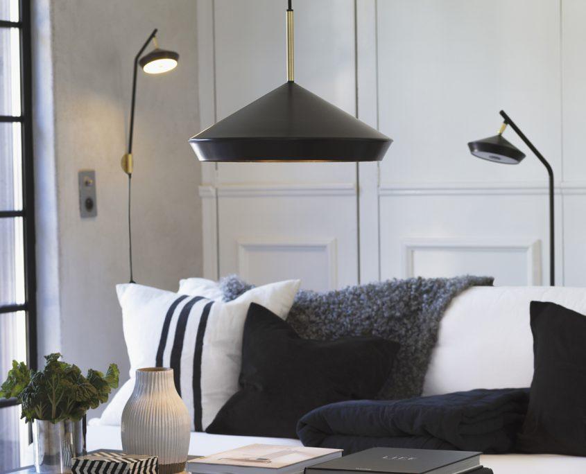 Geometryczne lampy PR Home