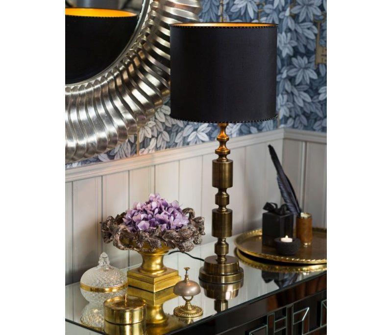 Lampa w stylu art deco Jordan