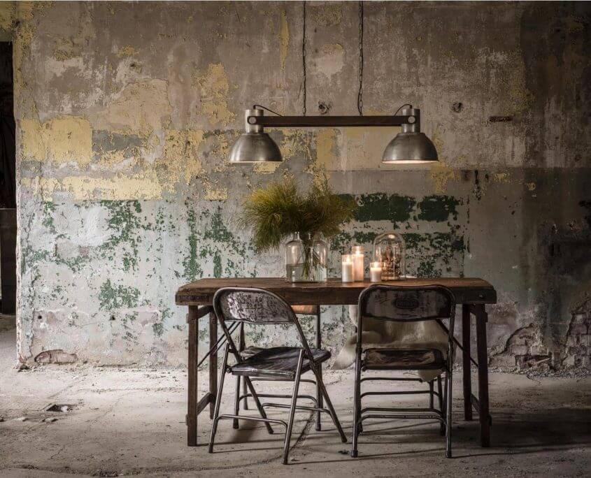 Kolekcja Ashby od PR Home to lampy w stylu wabi sabi