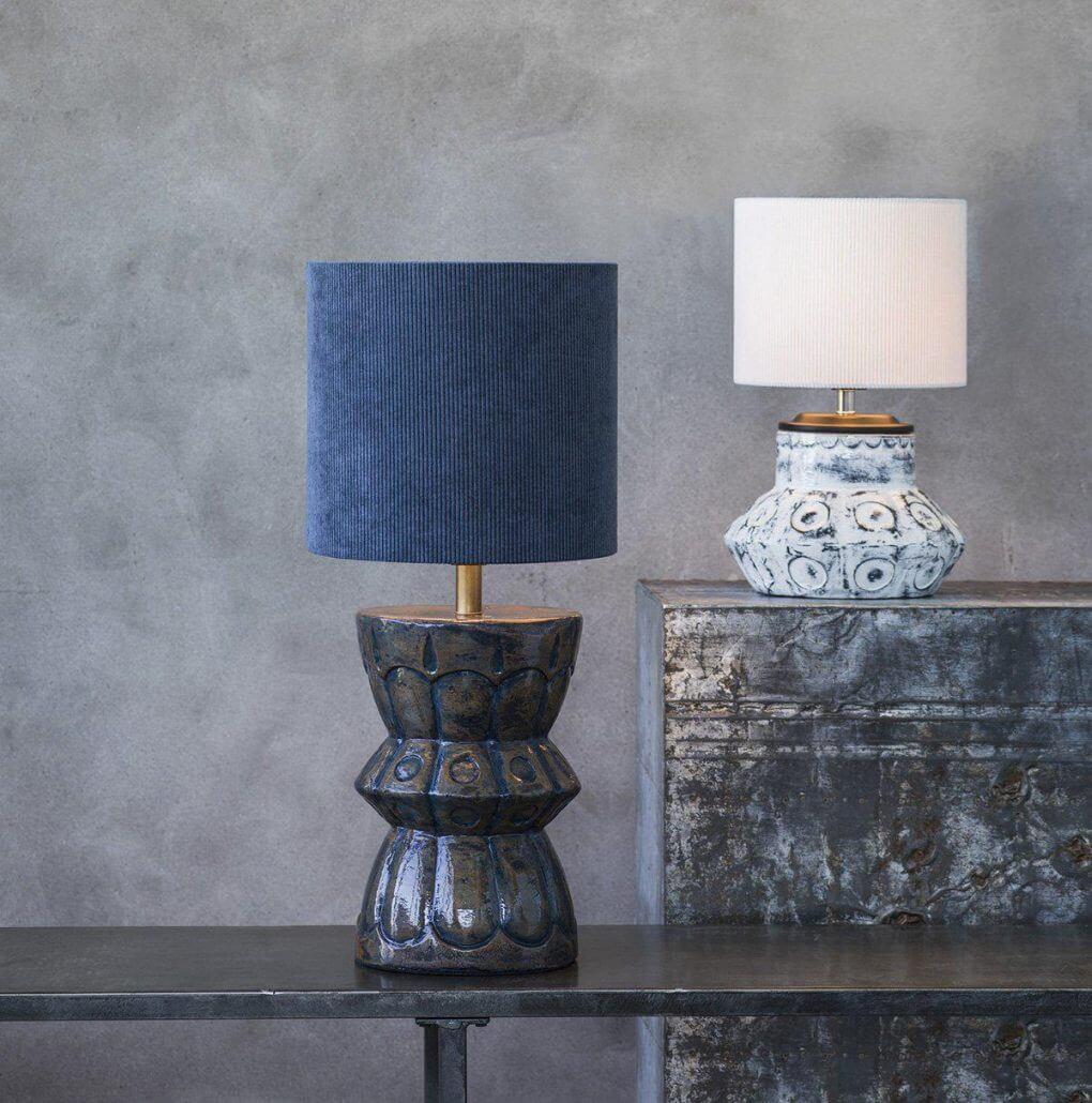 Lampy ceramiczne z nowej kolekcji PR Home