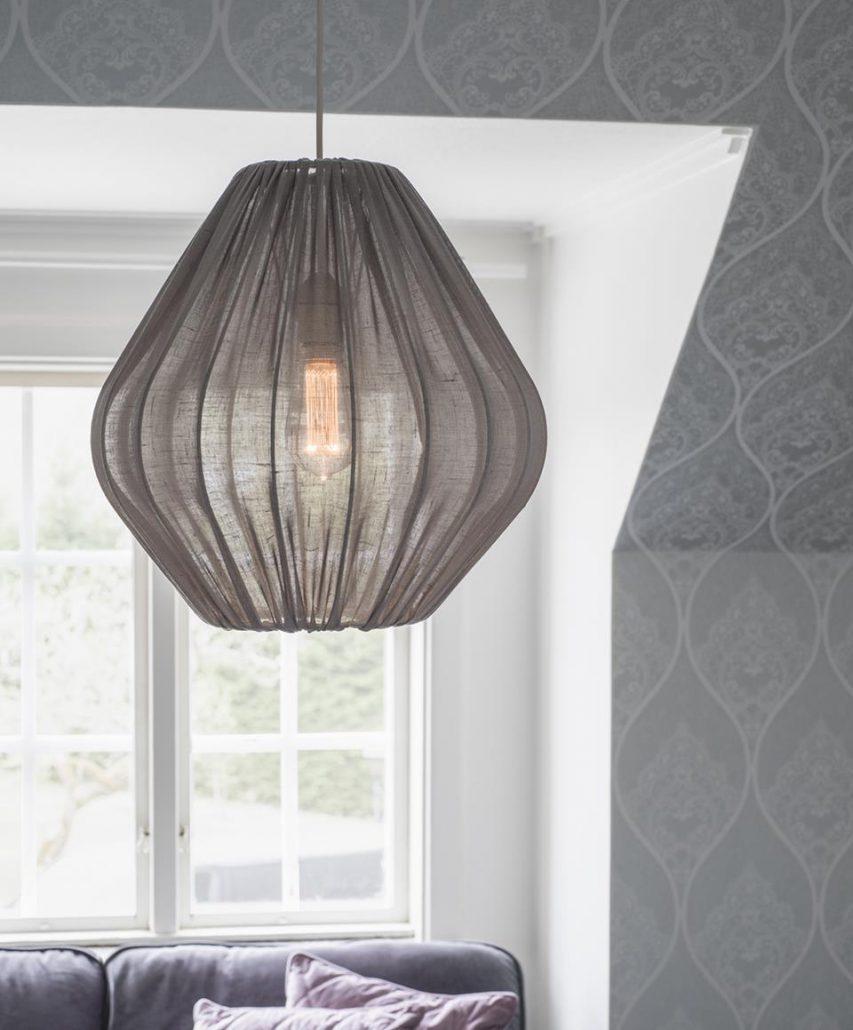 Lampa abazurowa Malmo polprzezroczysta PR Home