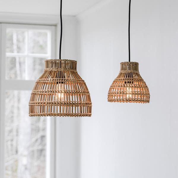 Male lampki rattanowe Sara PR Home
