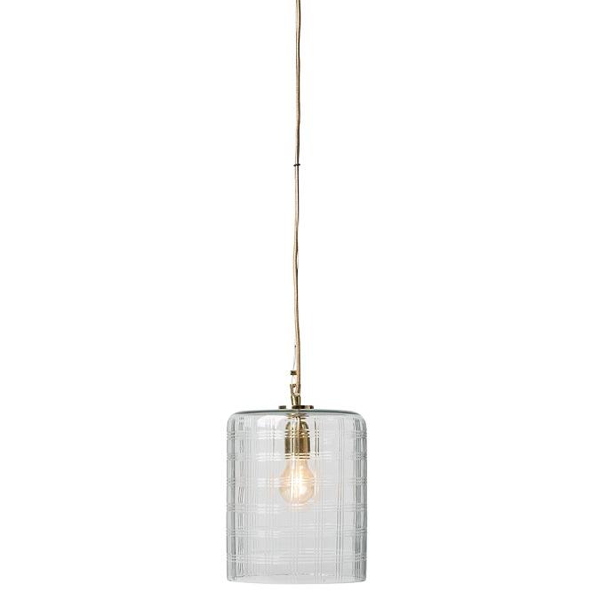 Elegancka szklana lampa - Watt&Veke - EK Concept