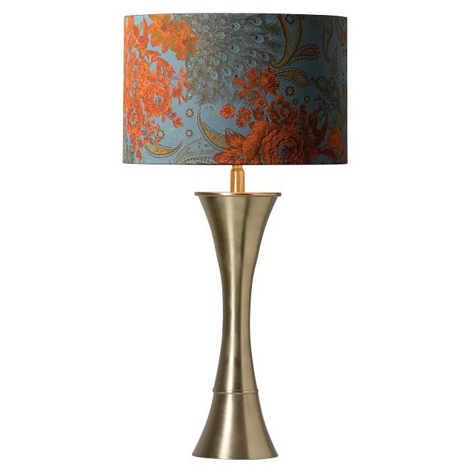 Lampa stojąca - mosiądz - Watt&Veke