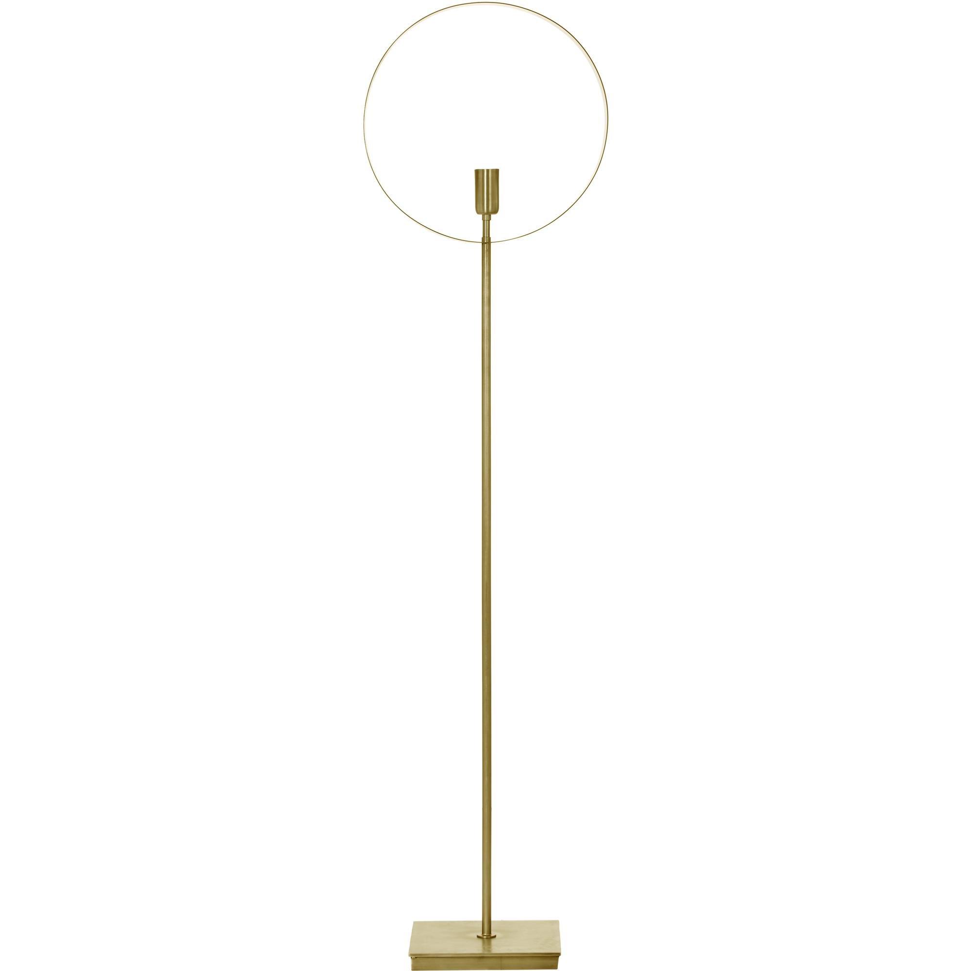 Nowoczesna Lampa Podłogowa Atmosphere Złota